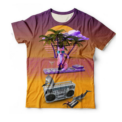 Vapor Fox T-Shirt