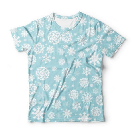 Crystal Flakes T-shirt