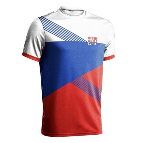 RUSSIA World Cup Shirt Style 2