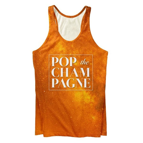 Champagne Tank Top