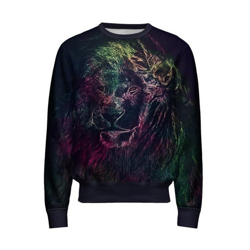 Mr. Lava Lion Sweatshirt