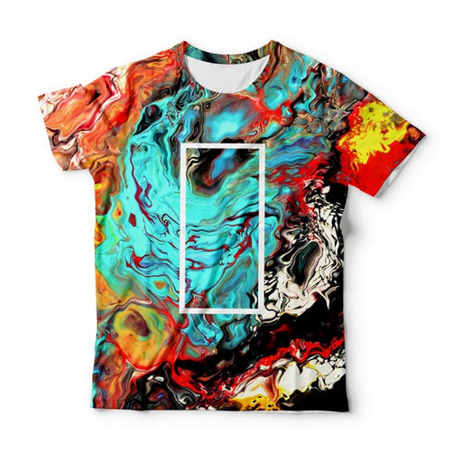 Oil Painting T-Shirt