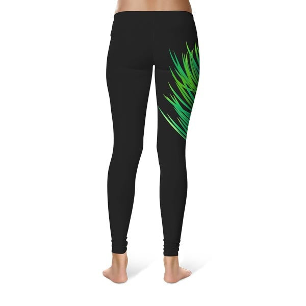 Jungle Bird Leggings