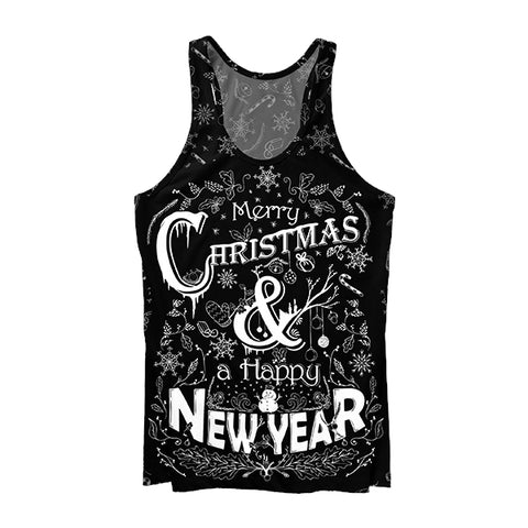 Merry Christmas! Tank Top