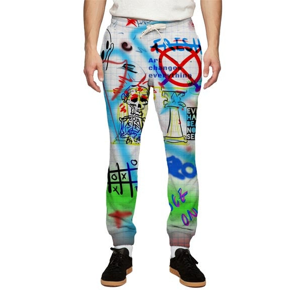 Wall Art Sweatpants