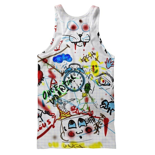 Wall Art Tank Top