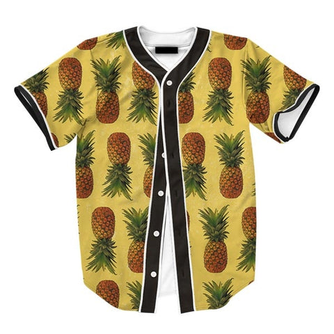 Pineapple Jersey