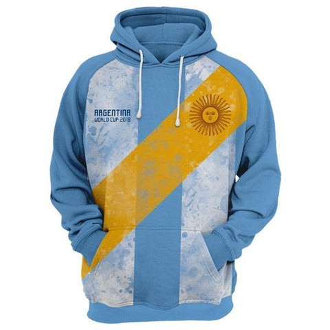 ARGENTINA World Cup Hoodie Style 4