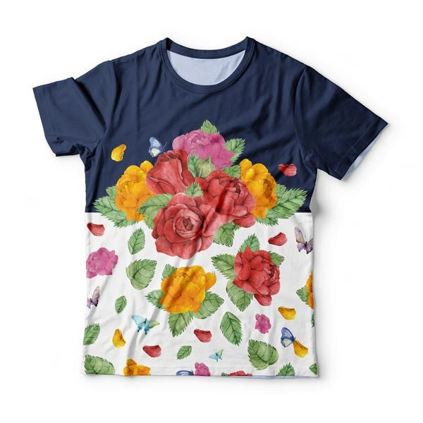 Roses Bloom T-Shirt