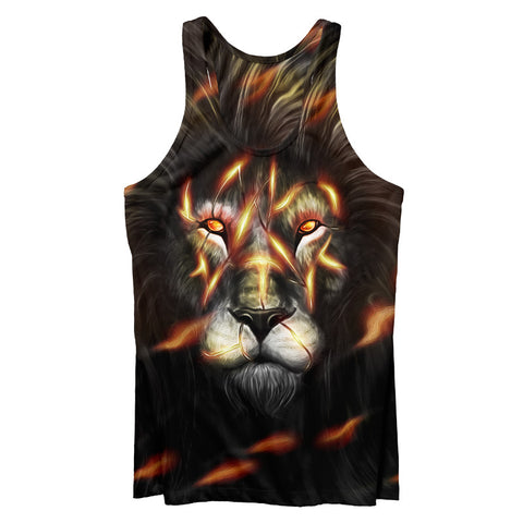 Thunder Lion Tank Top
