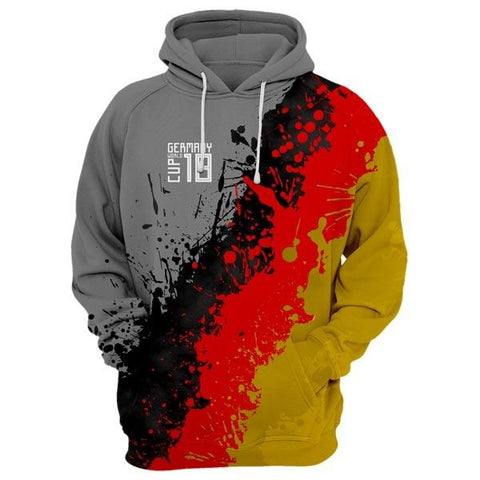 GERMANY World Cup Hoodie Style 3