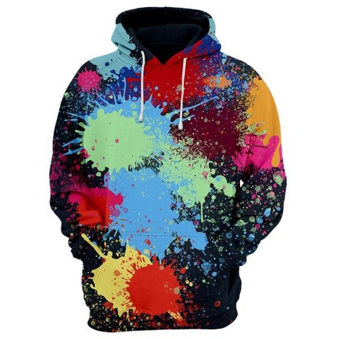 Color Bomb Hoodie