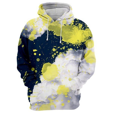 Colorful Cloud Hoodie
