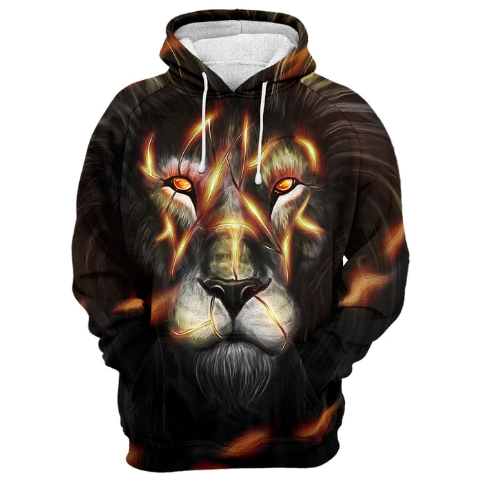 Thunder Lion Hoodie