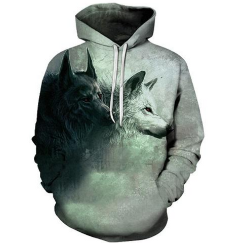 Lonely Wolves Hoodie