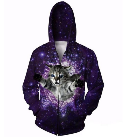 Cat Magic Jacket