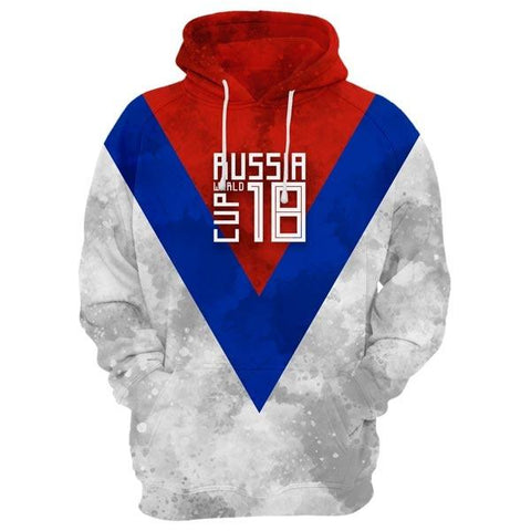 RUSSIA World Cup Hoodie