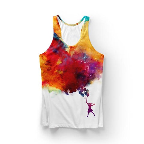 Colorful Fantasy Tank Top