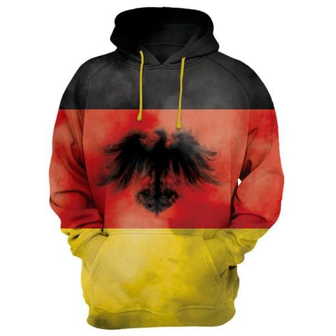 GERMANY World Cup Hoodie - Style 2