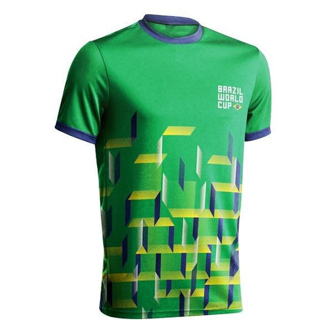 BRASIL World Cup Shirt Style 3