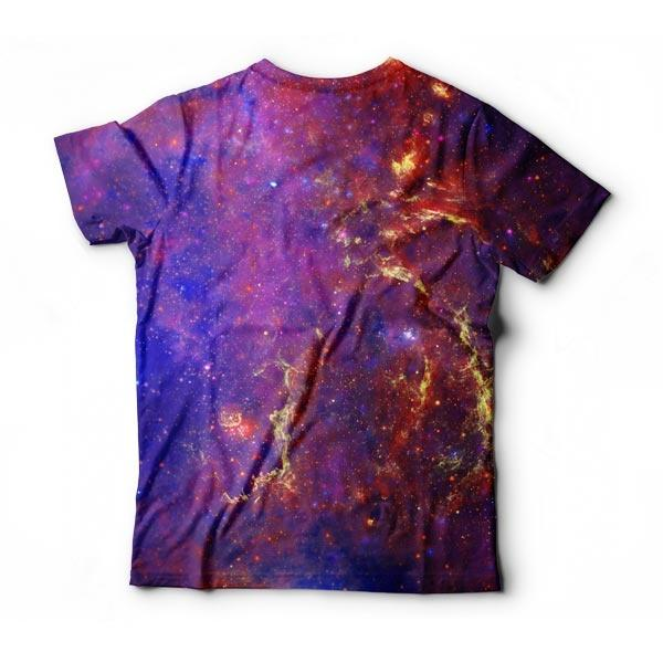 Galaxy Elephant T-shirt