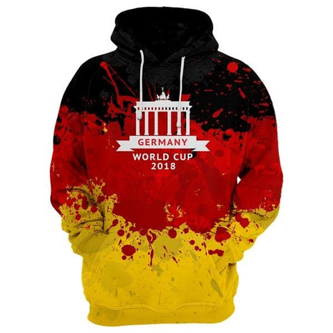 Germany World Cup Hoodie