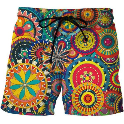 Summer Party Shorts