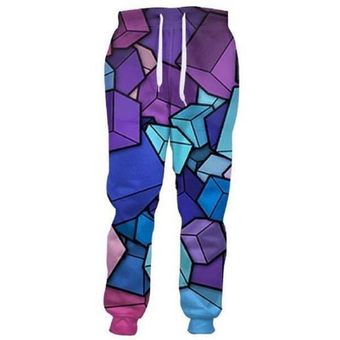 Abstract Pants