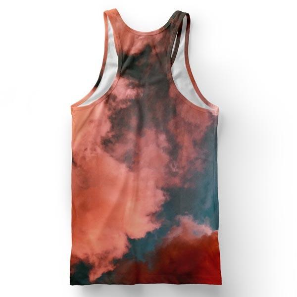 Libra In The Clouds Tank Top