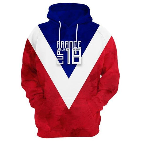 FRANCE World Cup Hoodie