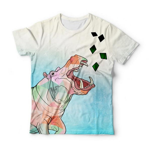 Polygram Hippo T-Shirt