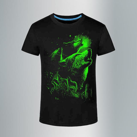 Howling Luminous T-Shirt