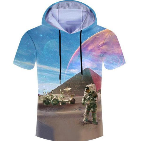 The Legend Hooded T-Shirt