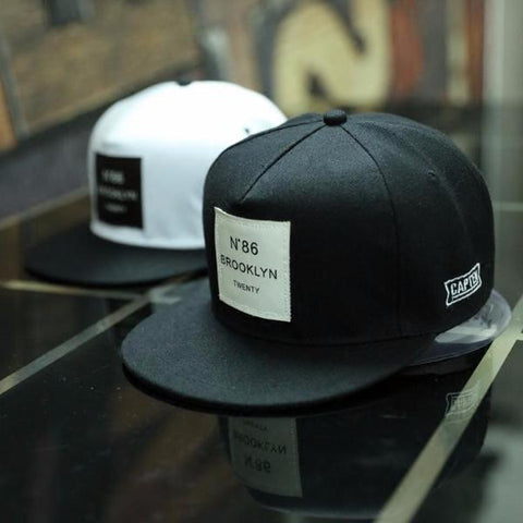 Brooklyn Caps