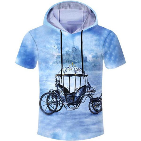 Dream Hooded T-Shirt
