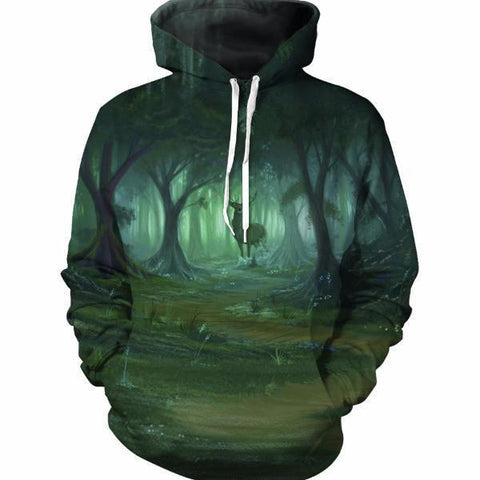 Magic Forest Hoodie