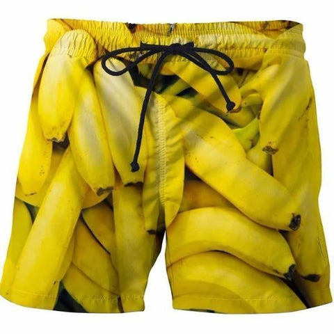 Bananas Beach Shorts