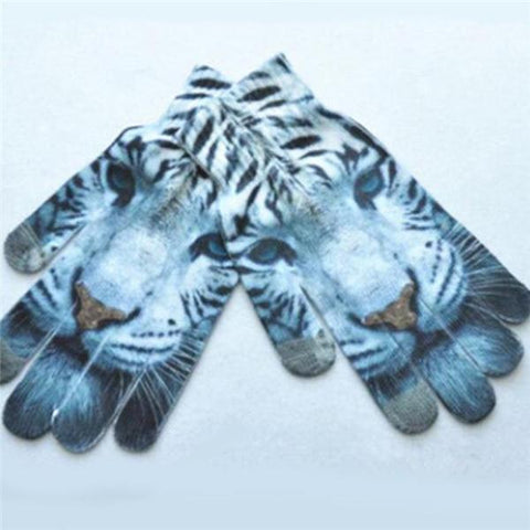 White Tiger Gloves
