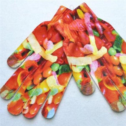 Cool Fruit Gloves