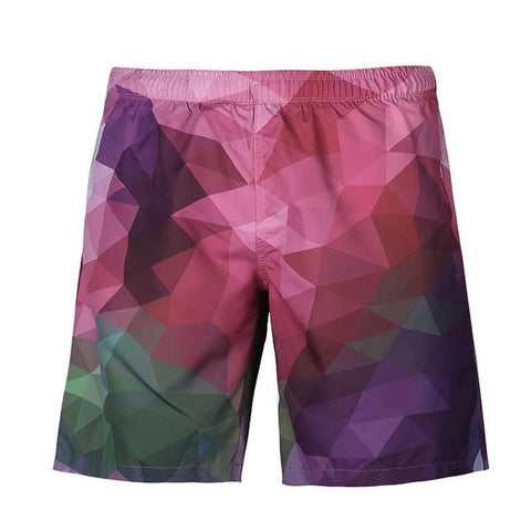 Triangle Shorts