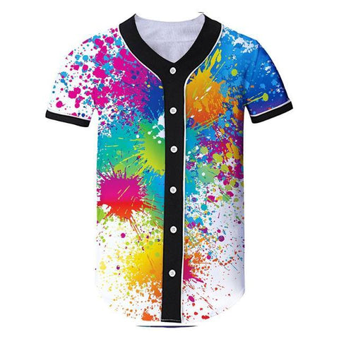 Color Splash Jersey