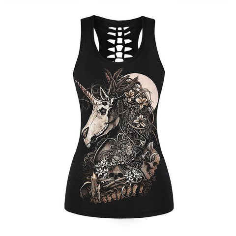 Hell Horse Tank Top