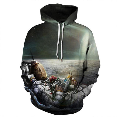 Dying in Space Hoodie
