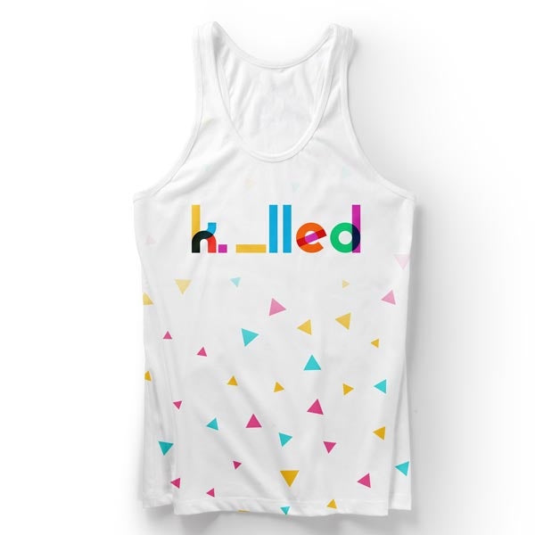 'Killed' Tank Top