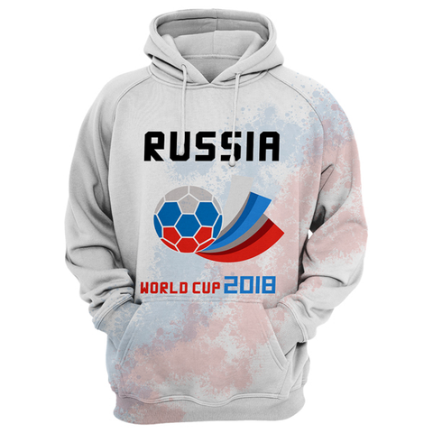 RUSSIA World Cup Hoodie Style 3