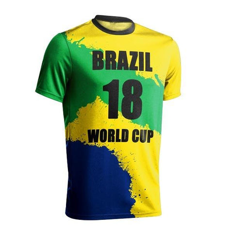 BRASIL World Cup Shirt