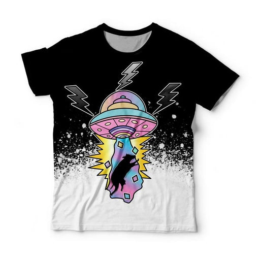 Neo Traditional UFO T-Shirt