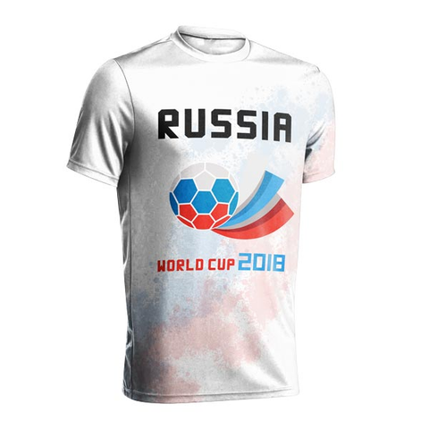 RUSSIA World Cup Shirt
