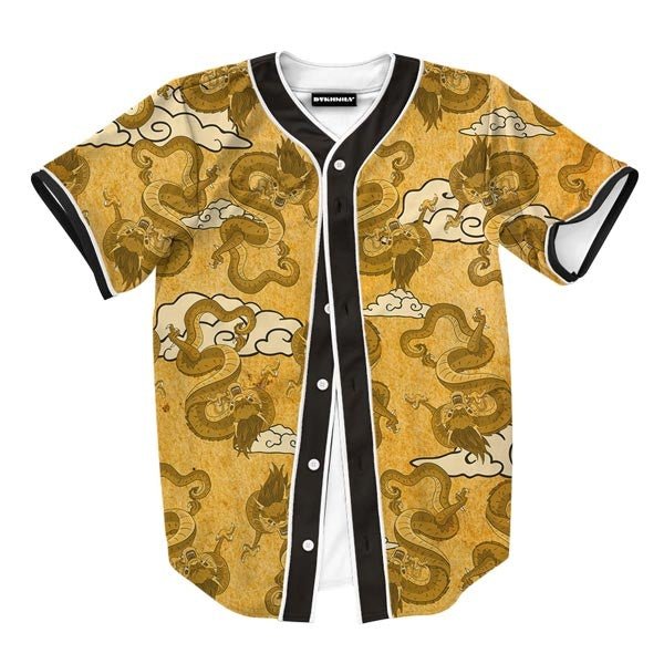 Ancient Dragons Jersey