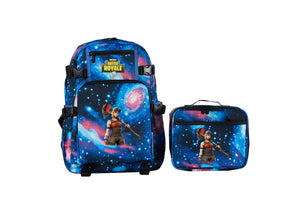 Renegade Raider School Backpack with Detachable Lunch Bag